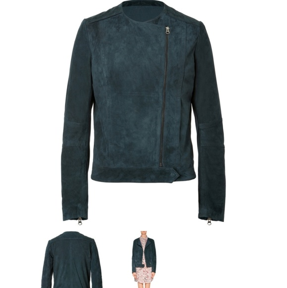 6d503f220 See by chloe real suede bomber jacket